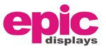 Epic Displays and Fabrication Logo